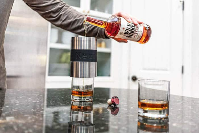 Neat Whiskey Chiller