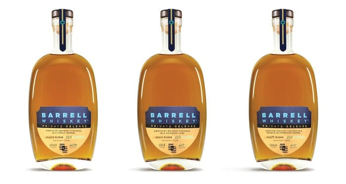 Barrell Craft Spirits Private Release Whiskey Series