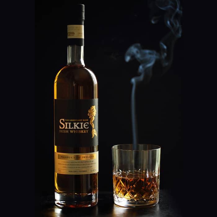 Legendary Dark Silkie Irish Whiskey