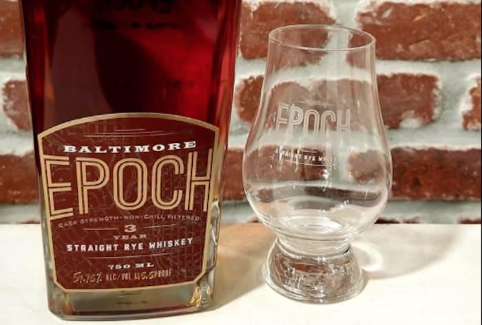 Baltimore Spirits Epoch Straight Rye Whiskey (Batch #3)