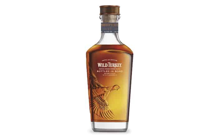 Wild Turkey Master's Keep Bottled in Bond