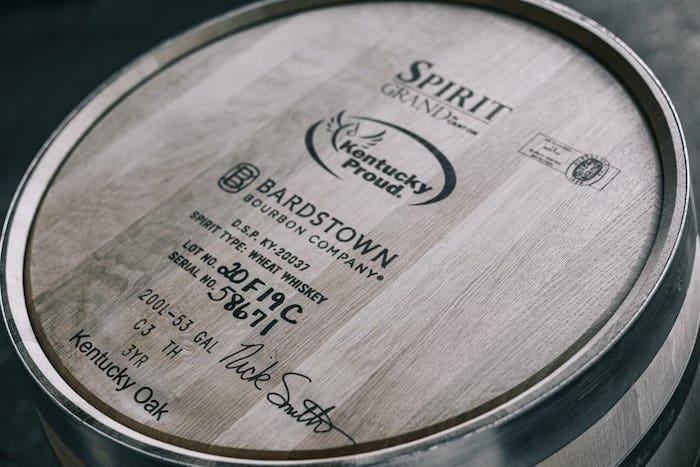 Bardstown Bourbon Kentucky Proud Whiskey