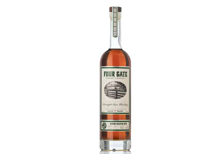 "Four Gate Whiskey Company Release #7 ""River Kelvin Rye"""