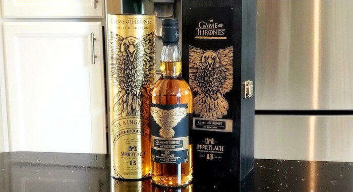 Games of Thrones Six Kingdoms Mortlach 15 Year