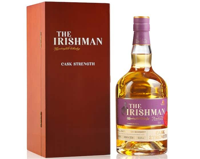 The Irishman Vintage Cask 2020