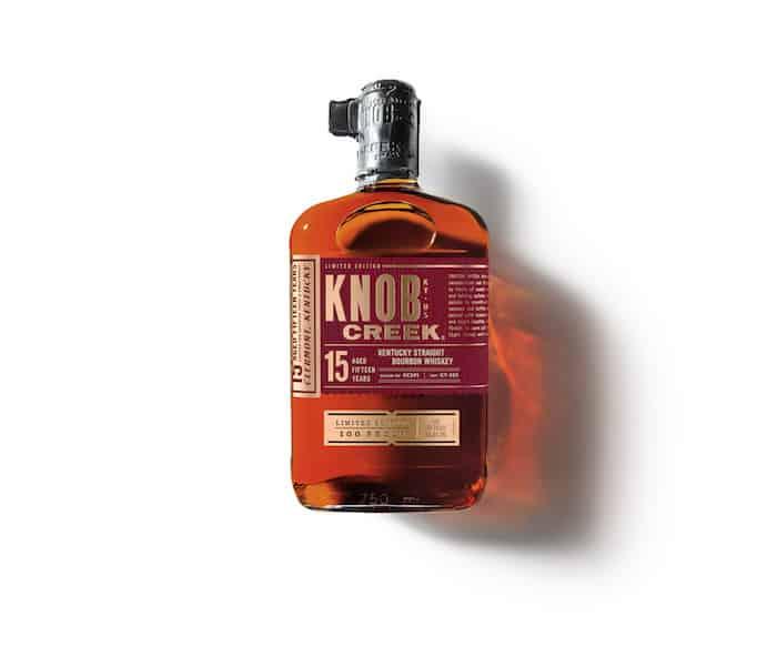 Knob Creek 15 Year Old Bourbon