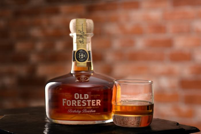 2020 Old Forester Birthday Bourbon