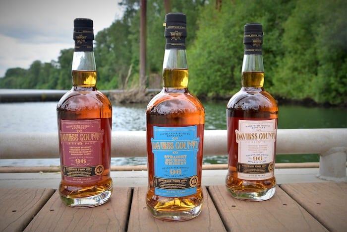 Daviess County bourbons