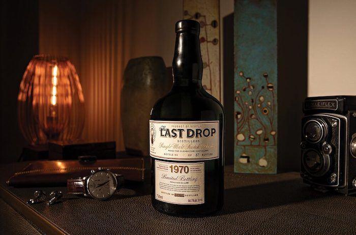 Last Drop 1970 Glenrothes Single Malt Scotch Whisky
