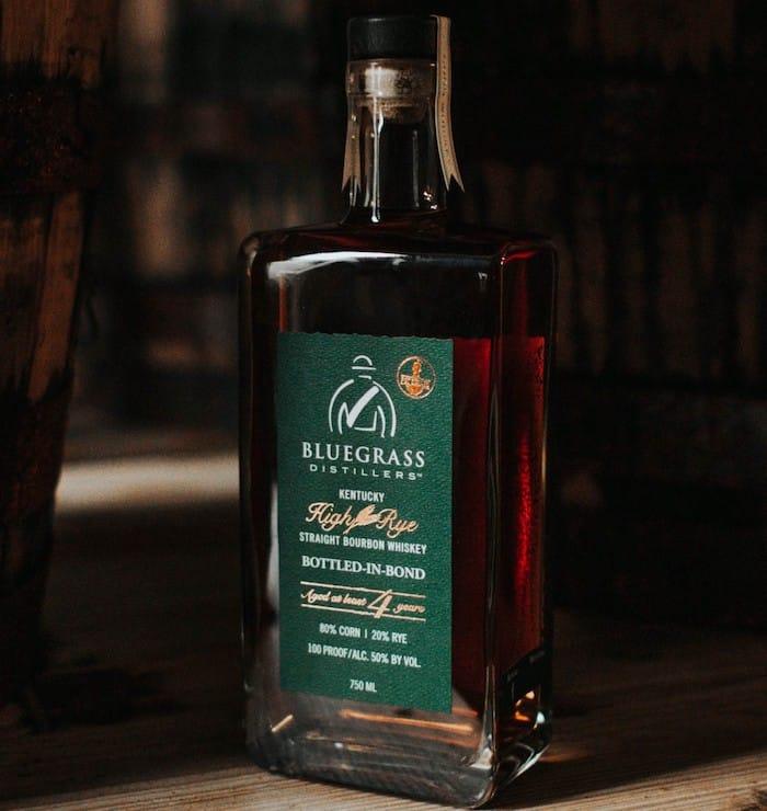 Bluegrass Distillers Four Year Bottled in Bond