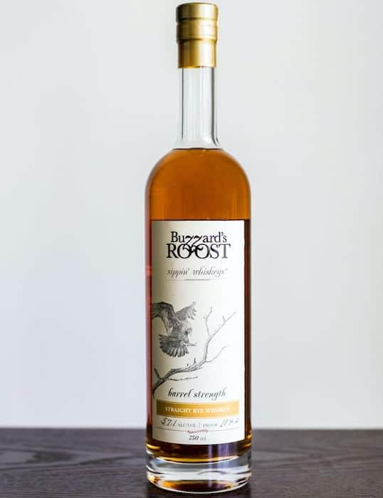Buzzard's Roost Barrel Strength Rye