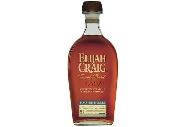 Elijah Craig Toasted Barrel Kentucky Straight Bourbon Whiskey