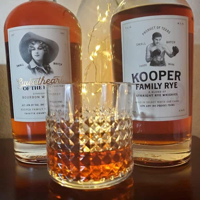 Kooper Family Whiskeys