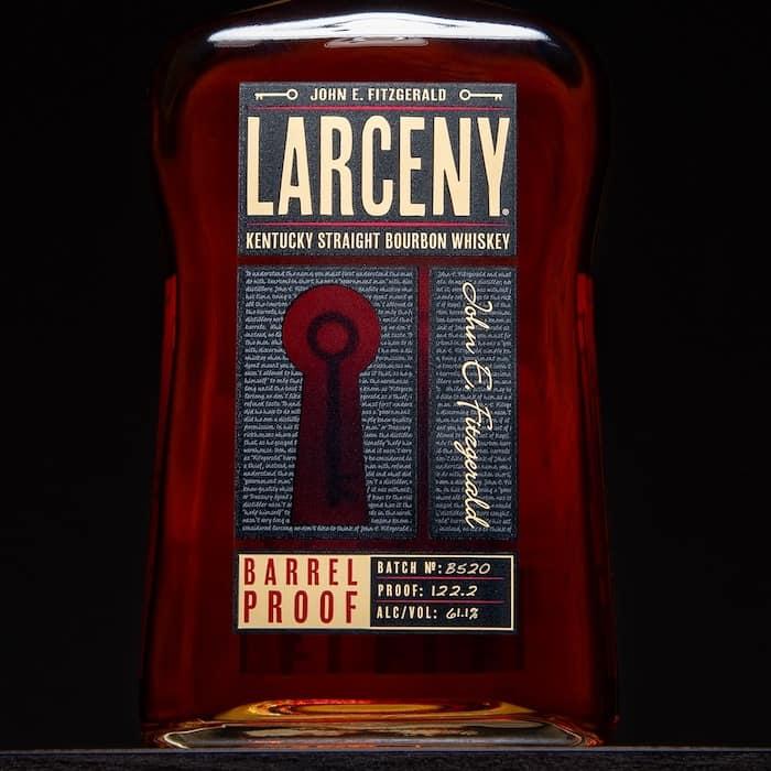 Larceny Barrel Proof B520