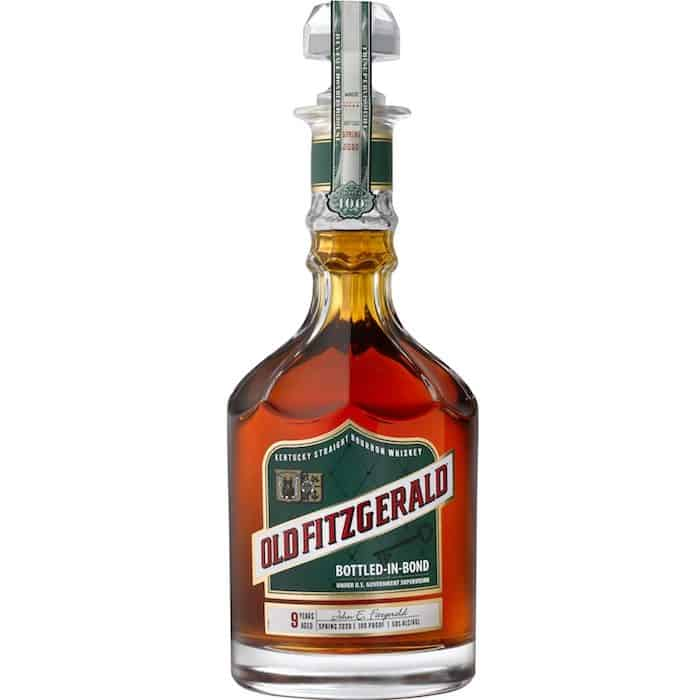 Old Fitzgerald 2020 Spring Bottled In Bond Version