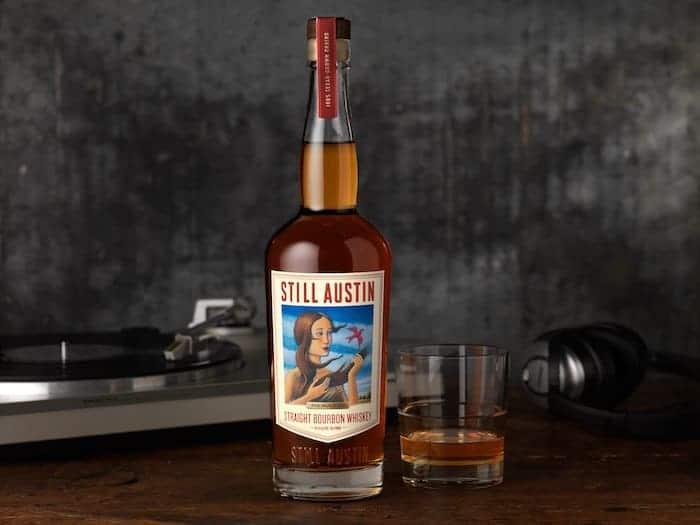 Still Austin Straight Bourbon Whiskey