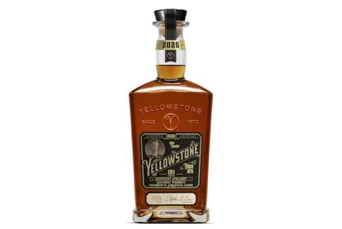2020 Yellowstone Limited Edition Kentucky Straight Bourbon