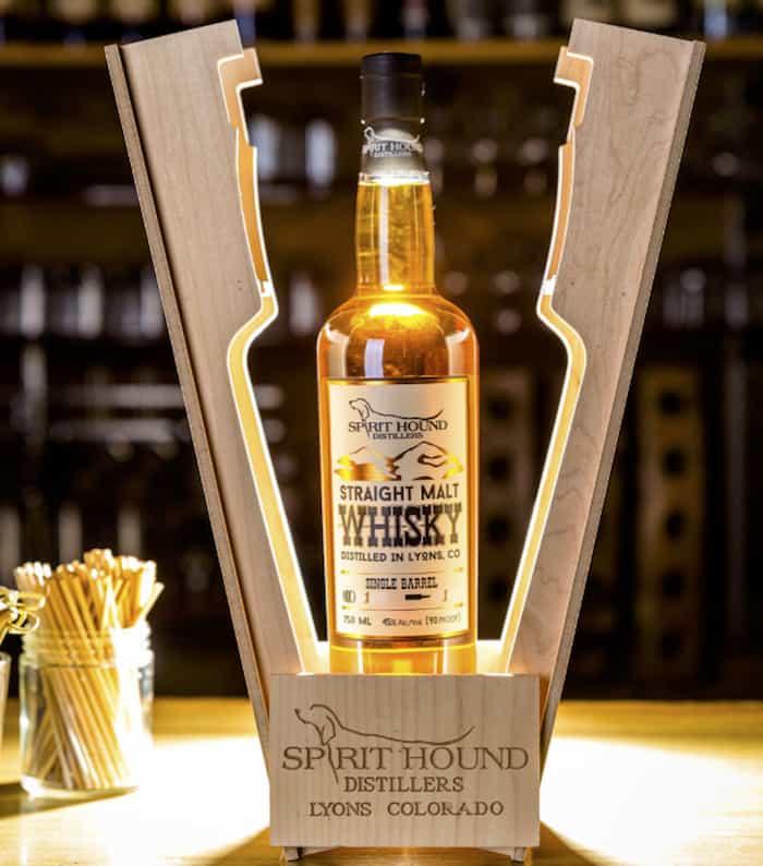 Spirit Hound Distillers Straight Malt Whisky Barrel #1