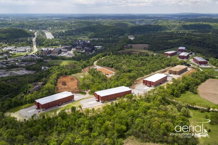 Buffalo Trace Warehouses 2020