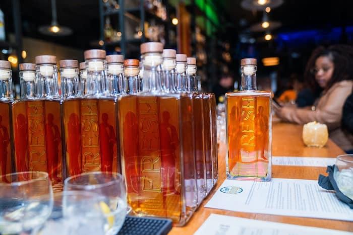 Fresh Bourbon