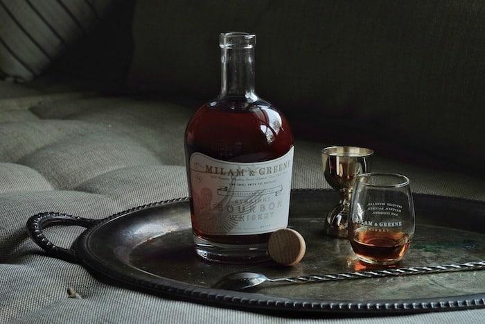 Milam & Greene Distillery Edition Straight Bourbon Whiskey