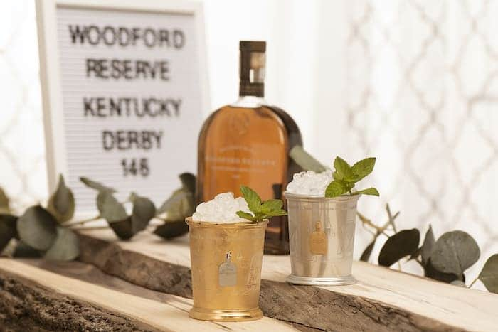 Woodford Reserve 2020 Mint Julep Cup