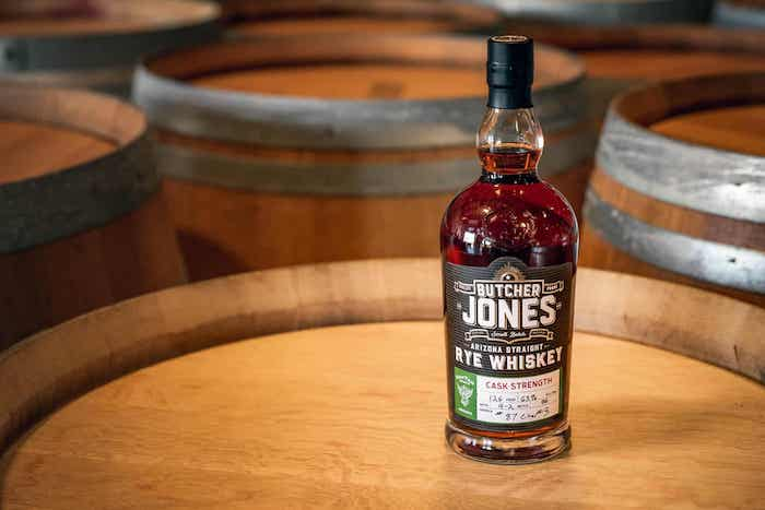 Butcher Jones Arizona Straight Rye