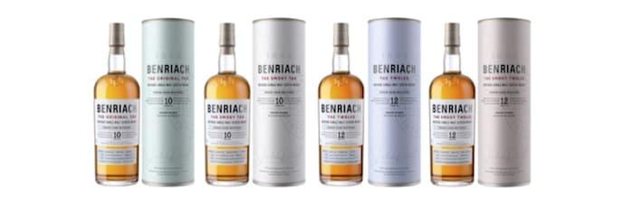 Benriach core portfolio 2020
