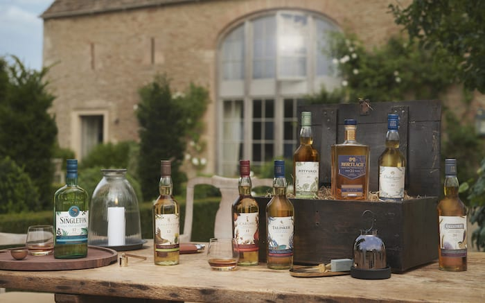 2020 Special Releases Single Malt Scotch Whisky Collection