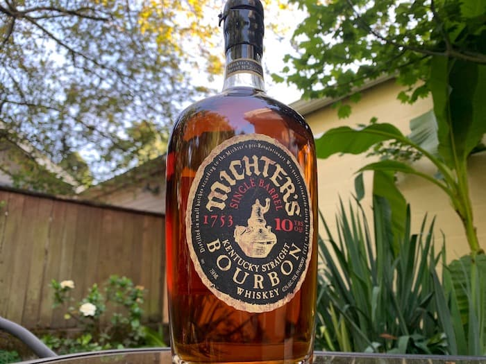 Michter's 10 Year Single Barrel Kentucky Bourbon (2020)