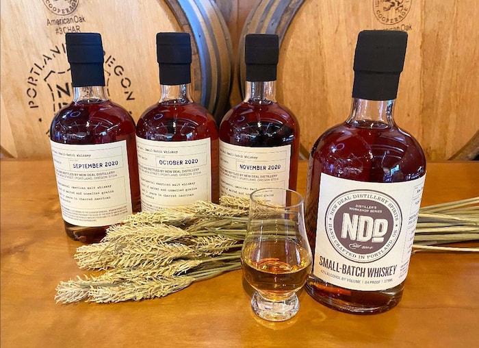 New Deal Malt Whiskeys