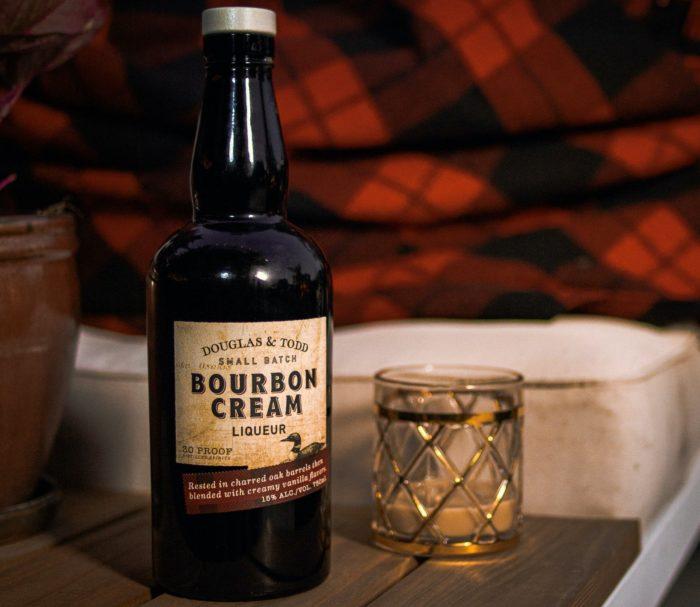 Douglas & Todd Small Batch Bourbon Cream Liqueur