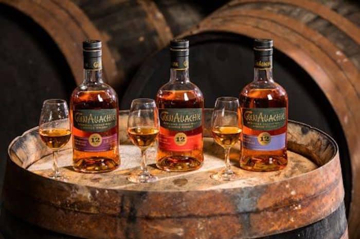 GlenAllachie Virgin Oak Series