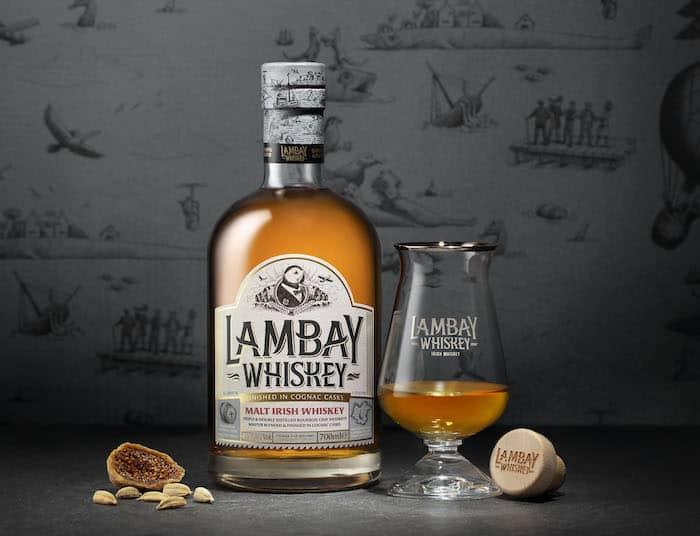 Lambay Malt Irish Whiskey