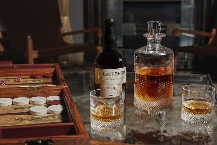 Last Drop 1980 Buffalo Trace Bourbon Whiskey