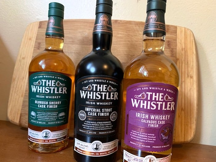 The Whistler Cask Finishes