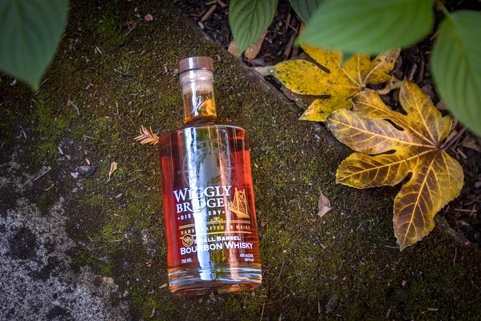 Wiggly Bridge Small Barrel Bourbon