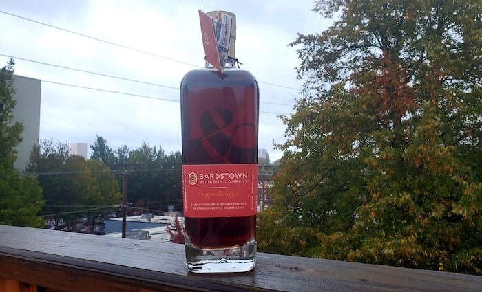 Bardstown Bourbon Finished In Spanish Oloroso Sherry Casks