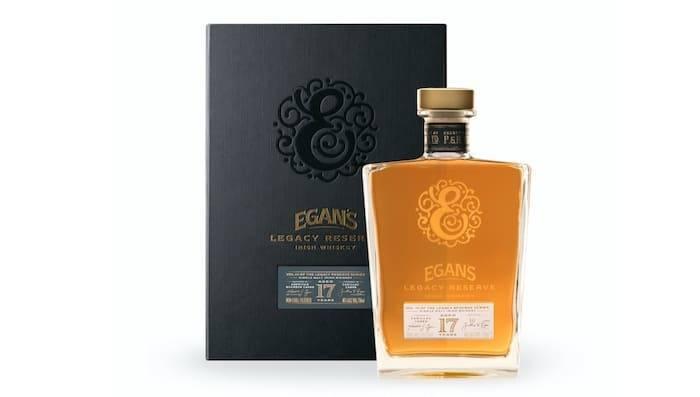 Egan's Irish Whiskey Legacy Reserve III