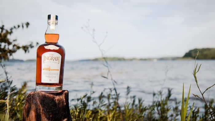 O.H. Ingram River Aged Straight Whiskey