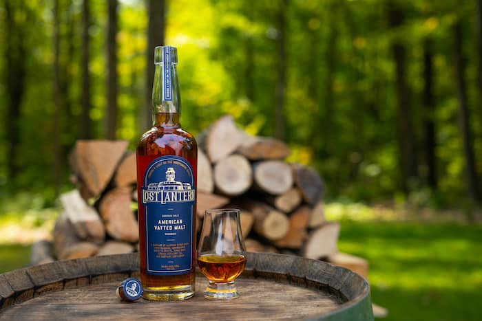 Lost Lantern American Vatted Malt Edition No. 1