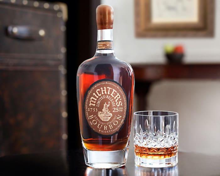 Michter's 25 Year Bourbon (2020)