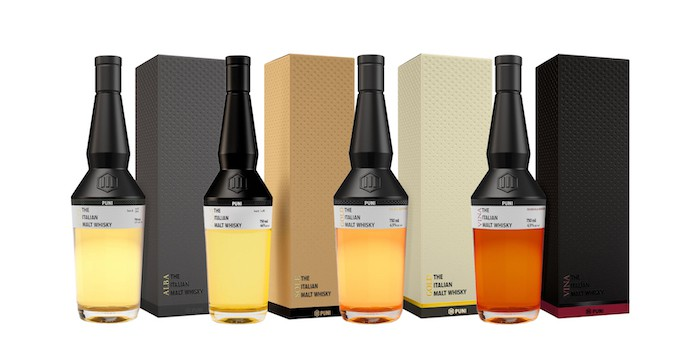 Puni malt whiskies