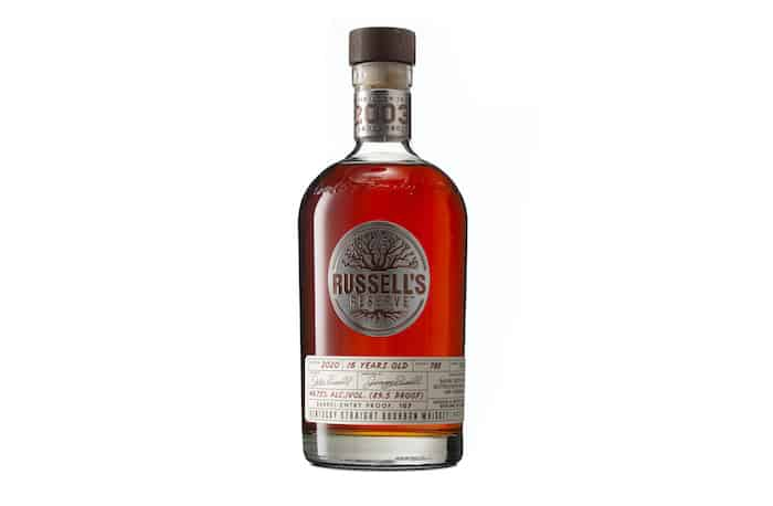Russell's Reserve 2003