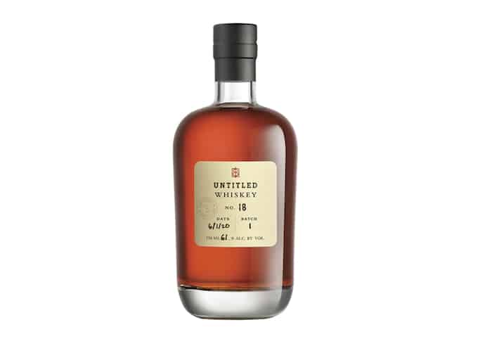 Untitled No 18 Whiskey