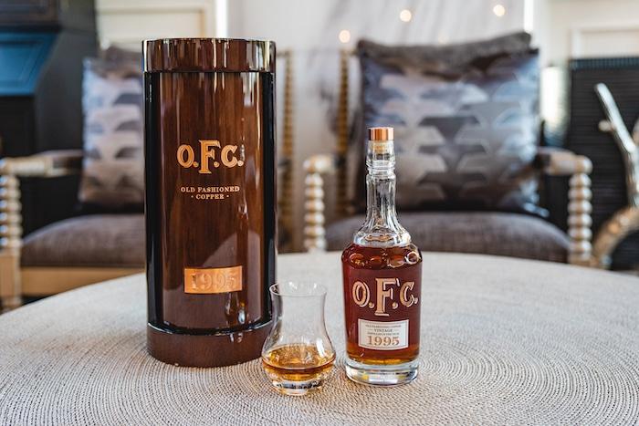 Buffalo Trace 1995 O.F.C. Vintage Bourbon