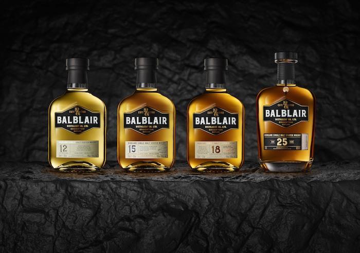 Balblair Core Collection