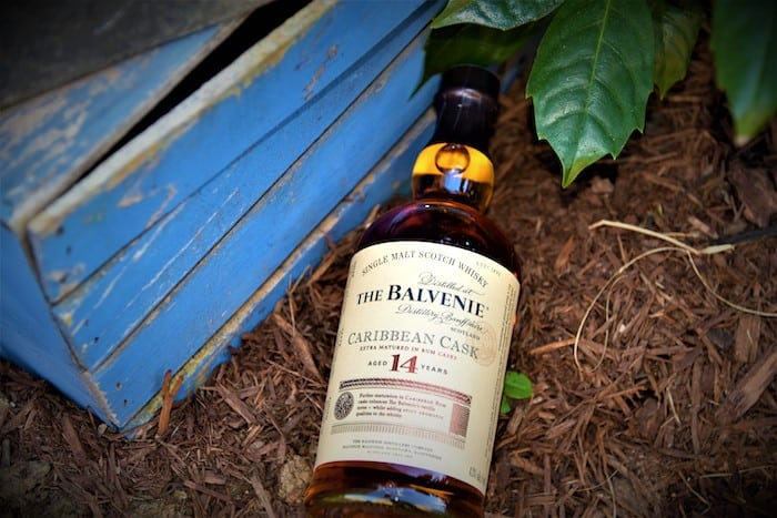 The Balvenie Caribbean Cask Aged 14 Years