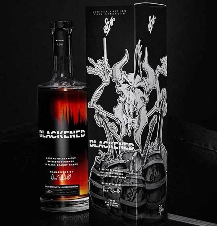 Blackened Whiskey Batch 106 Cask Strength