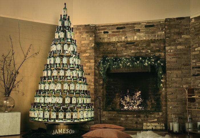 Jameson Whiskey Tree